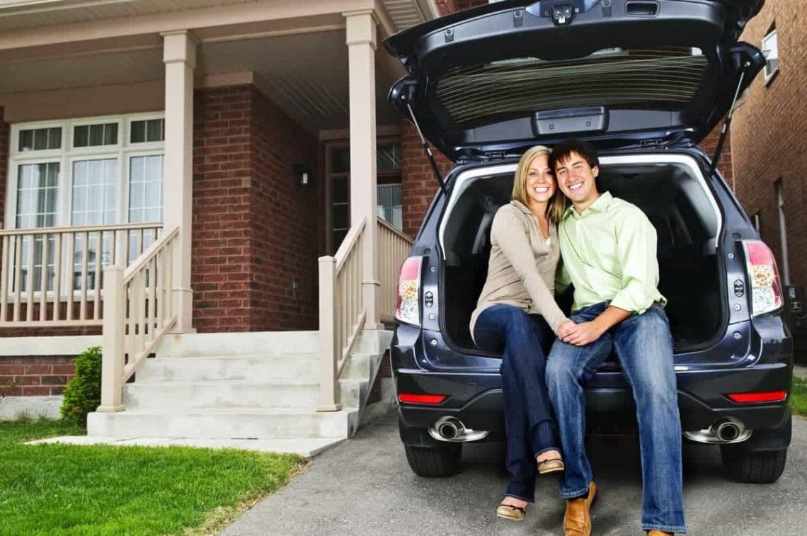 SUV familial